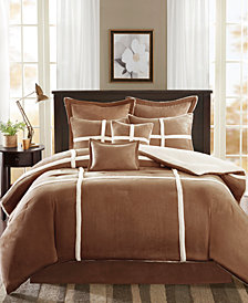 Madison Park Weston Reversible 8-Pc. California King Comforter Set