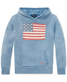Polo Ralph Lauren Big Boys Cotton Sweater