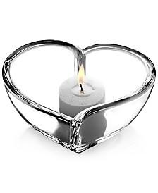 Orrefors Heart Small Bowl
