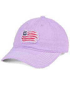 adidas New England Revolution Pink Slouch Cap