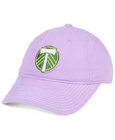 adidas Portland Timbers Pink Slouch Cap