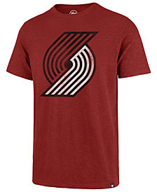 '47 Brand Men's Portland Trail Blazers Grit Scrum T-Shirt
