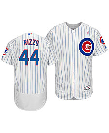 Majestic Men's Anthony Rizzo Chicago Cubs Mother's Day Flexbase Jersey