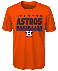 Outerstuff Houston Astros Digital Score T-Shirt, Big Boys (8-20)
