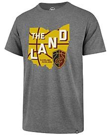'47 Brand Men's Cleveland Cavaliers Regional Slogan Club T-Shirt
