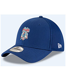 New Era Philadelphia 76ers Alternate Logo 39THIRTY Cap