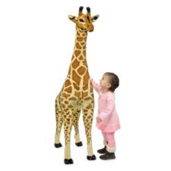 Melissa and Doug Kids Toys, Kids Plush Large Stuffed Animal Giraffe