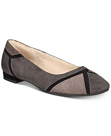 Rialto Adora Colorblocked Pointed-Toe Flats