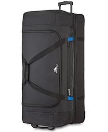 "36"" Wheeled Drop-Bottom Duffel Bag"
