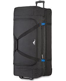 "High Sierra 36"" Wheeled Drop-Bottom Duffel Bag"