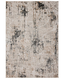 "KM Home Alloy 2' 6"" x 4' Area Rug"