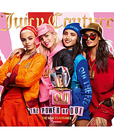 Juicy Couture Oui Fragrance Collection, First at Macy's
