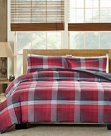 Woolrich Terrytown 3-Pc. Full/Queen Comforter Set