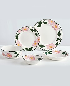 Villeroy & Boch Rose Sauvage Dinnerware Collection