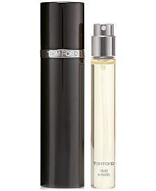 Tom Ford Private Blend Oud Wood Atomizer, 0.33-oz
