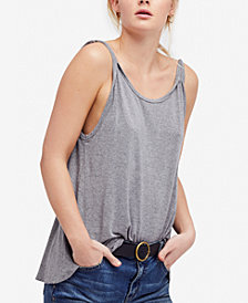 Free People Atlantic Low-Back Tank Top