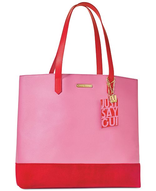 ... Juicy Couture Receive a Complimentary Tote Bag with any large spray  purchase from the Juicy Couture ... a17a86d2d