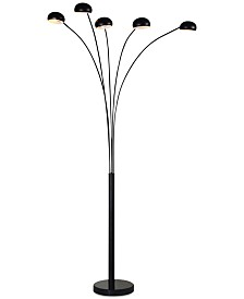 Ren Wil Buxton Arc Floor Lamp