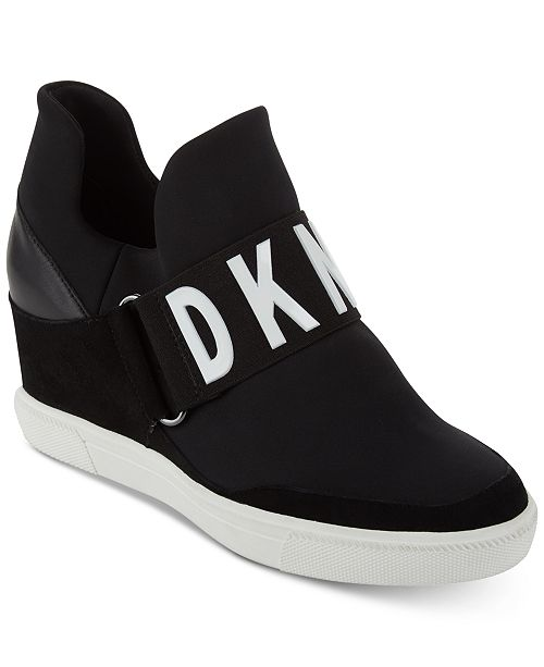 DKNY Cosmos Platform Sneakers, Created For Macy's