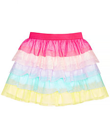 Epic Threads Little Girls Tiered Ruffle Skirt, Created for Macy's
