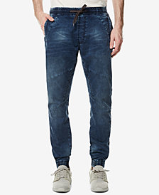 Buffalo David Bitton Men's Zoltan-X Drawstring Jeans