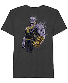 Hybrid Men's Infinity Gauntlet T-Shirt