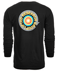 LRG Men's The Circlez Logo-Print T-Shirt