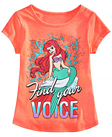 Disney Little Girls Ariel T-Shirt