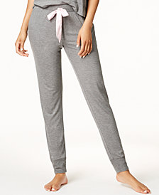 Jenni by Jennifer Moore Printed Jogger Pajama Pants, Created for Macy's