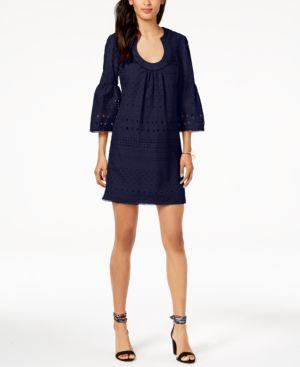 Trina Turk Bonita Eyelet Shift Dress 6397813