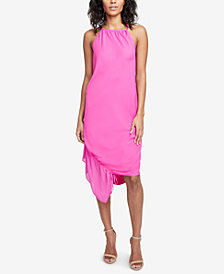 RACHEL Rachel Roy Santorini Drawstring-Hem Dress, Created for Macy's