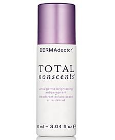 Total Nonscents Ultra-Gentle Brightening Antiperspirant, 3.04-oz.