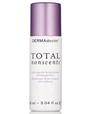 Total Nonscents Ultra-Gentle Brightening Antiperspirant