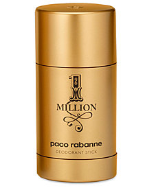 Paco Rabanne Men's 1 Million Deodorant Stick, 2.2 oz