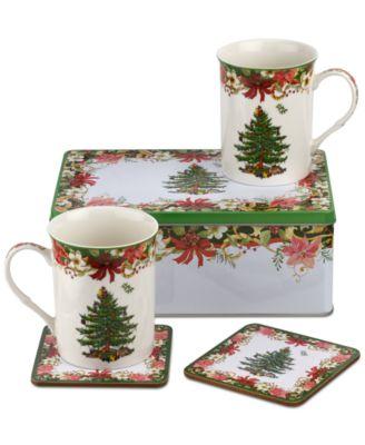 Christmas Tree Annual 5-Pc. Collectors Tin Set