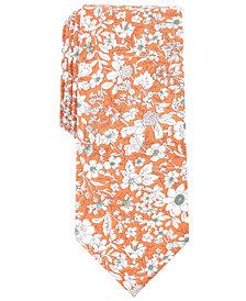 Tallia Men's Trinity Floral Slim Tie