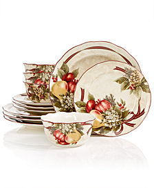 222 Fifth Yuletide Celebration 12 Piece Set