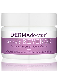 Wrinkle Revenge Rescue & Protect Facial Cream, 1.7-oz.