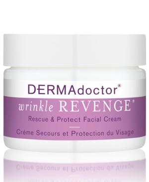 Wrinkle Revenge Rescue & Protect Facial Cream