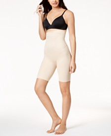 Maidenform Skin Spa High-Waist Moisturizing Thigh Slimmer DM0047
