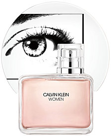 PRE-ORDER NOW! Calvin Klein Women Eau de Parfum Spray, 3.4-oz., First At Macy's