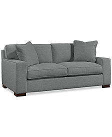 "Bangor 81"" Fabric Apartment Sofa, Created for Macy's"