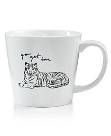 Go Get Em Tiger Large Mug, Created for Macy's