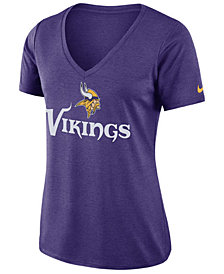 Nike Women's Minnesota Vikings Dri-FIT Touch T-Shirt