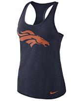 Nike Women s Denver Broncos Dri-Fit Touch Tank f18f48045