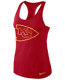 Nike Women's Kansas City Chiefs Dri-Fit Touch Tank