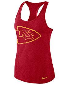 Nike Women's Kansas City Chiefs Dri-Fit Touch Tank