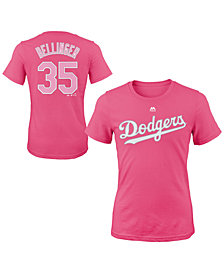 Majestic Cody Bellinger Los Angeles Dodgers Player T-Shirt, Girls (4-16)