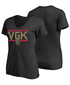 Majestic Women's Vegas Golden Knights Scoreboard Hometown T-Shirt