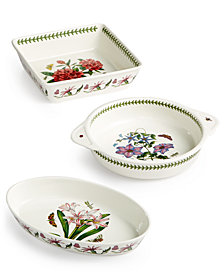 Portmeirion Botanic Garden Cookware Collection